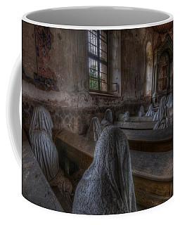 Listen  Coffee Mug by Nathan Wright