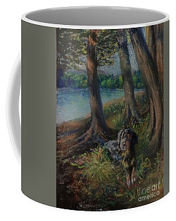 Listening To The Tales Of The Trees Coffee Mug