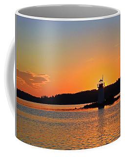 Lit By The Sun Coffee Mug