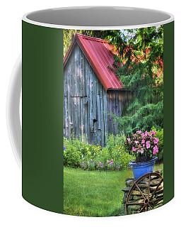 Litchfield Hills Summer Scene Coffee Mug