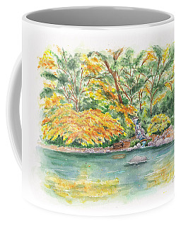Lithia Park Reflections Coffee Mug