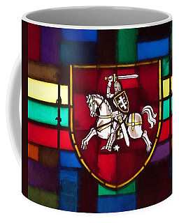 Lithuania Coat Of Arms Coffee Mug