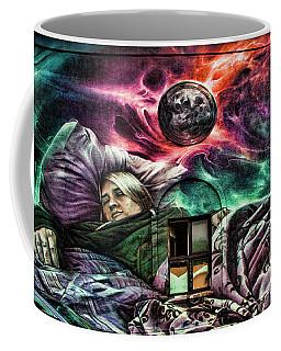 Lithuanian Street Art Coffee Mug