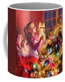 Little Angel Bright Coffee Mug