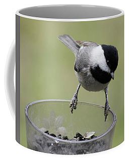 Little Bird Looking For A Handout Coffee Mug