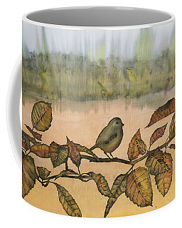 Little Bird On A Branch Coffee Mug