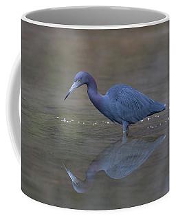 Little Blue Bubbles Coffee Mug