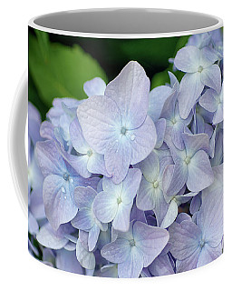 Little Blue Petals Coffee Mug