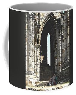 Little Boy Under The Arch Coffee Mug