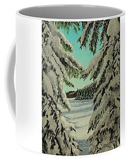 Little Brook Cove Coffee Mug