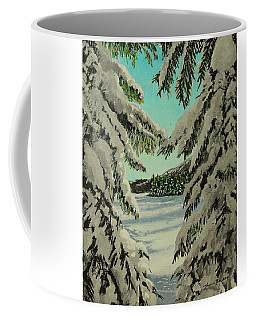 Little Brook Cove Coffee Mug