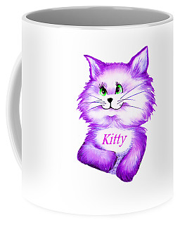 Little Cat Kitty Coffee Mug
