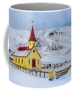 Little Church In The Mountains Coffee Mug