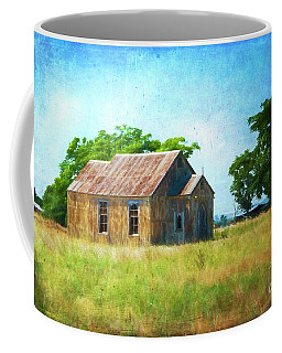 Little Church On The Prairie Coffee Mug