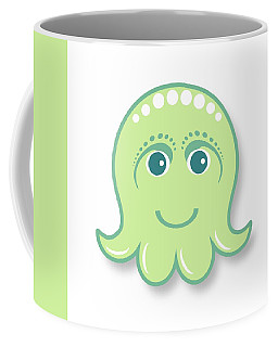 Octopus Coffee Mugs
