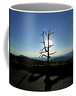 Coffee Mug featuring the photograph Little Devil Stairs Overlook by Robert Geary
