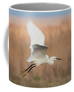 Little Egret Coffee Mug