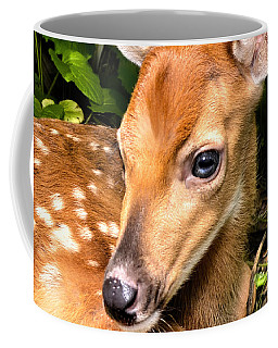 Little Fawn Coffee Mug by Adam Olsen
