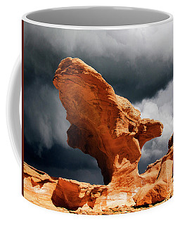 Coffee Mug featuring the photograph Little Finland Nevada 8 by Bob Christopher