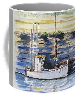 Little Fishing Boat Coffee Mug