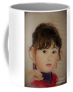 Little Girl Coffee Mug