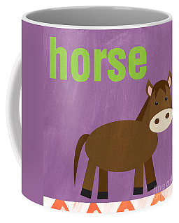Little Horse Coffee Mug