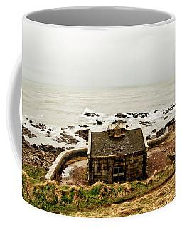 Little House At The Nigg Bay. Coffee Mug