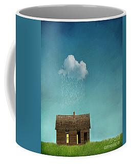 Little House Of Sorrow Coffee Mug by Juli Scalzi