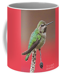 Little Hummer Coffee Mug