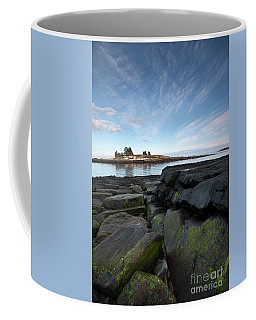 Little Island, New Harbor, Maine #8046 Coffee Mug
