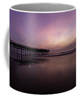 Little Island Sunrise Coffee Mug