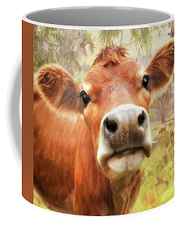 Little Jersey Coffee Mug by Trudi Simmonds