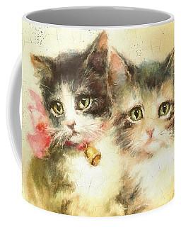 Little Kittens Coffee Mug