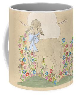 Little Lamb Lightened Coffee Mug