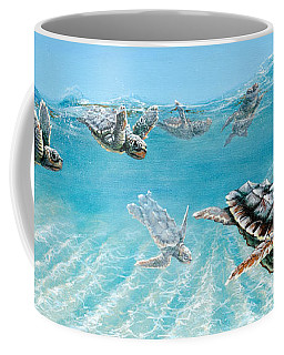 Little Loggerheads Coffee Mug