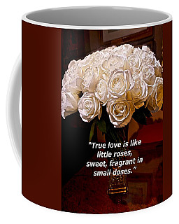 Little Love Roses Coffee Mug