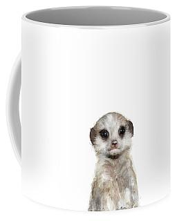 Little Meerkat Coffee Mug
