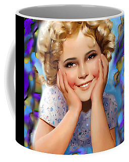 Little Miss Shirley Coffee Mug