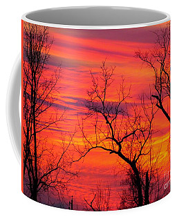 Little More Color At Sunset Coffee Mug
