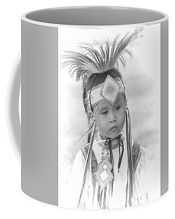 Little Native American Dancer Coffee Mug