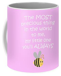 Little One Pink Coffee Mug