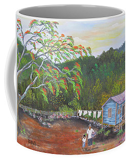 Little Paradise Coffee Mug