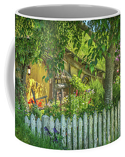 Little Picket Fence Coffee Mug