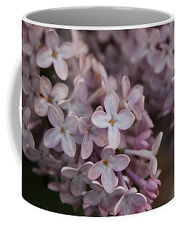 Coffee Mug featuring the photograph Little Pink Stars by Christin Brodie