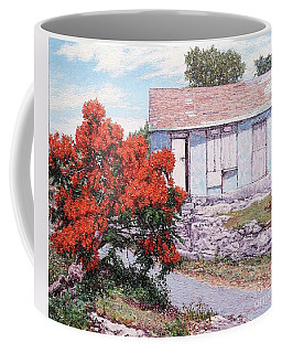 Little Poinciana Coffee Mug