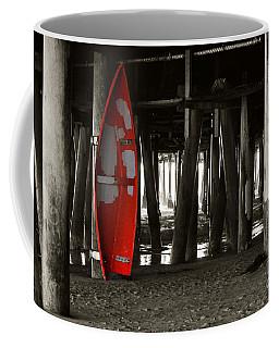 Little Red Boat IIi Coffee Mug