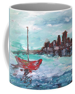 Coast Coffee Mug