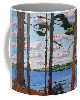 Little Rideau Lake Coffee Mug