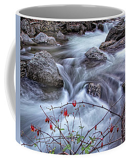 Little River Columbines Coffee Mug
