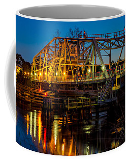 Little River Swing Bridge Coffee Mug